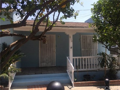810 Lincoln Avenue, Pasadena, CA 91103 - MLS#: PW18214203
