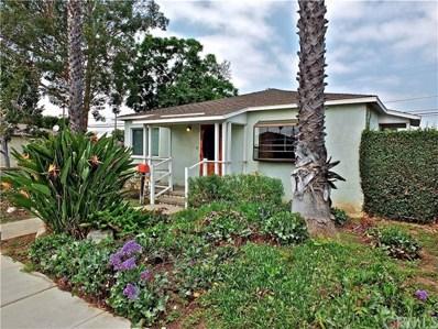 1605 E Silva Street, Long Beach, CA 90807 - MLS#: PW18214697