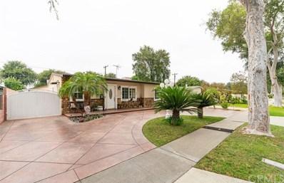 417 N Locust Drive, Fullerton, CA 92833 - MLS#: PW18214858