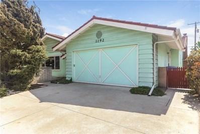 1192 Sycamore Avenue, Tustin, CA 92780 - MLS#: PW18215405