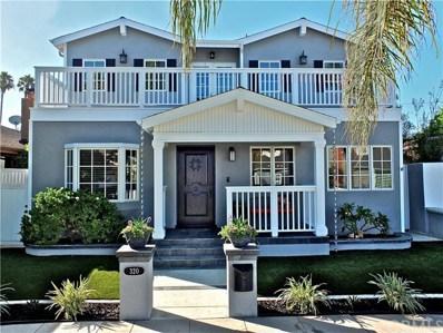 320 Corona Avenue, Long Beach, CA 90803 - MLS#: PW18215666