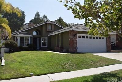 1221 Oakcrest Circle, Corona, CA 92882 - MLS#: PW18215699