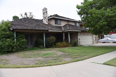 1701 E Brown Street, Santa Ana, CA 92701 - MLS#: PW18215728