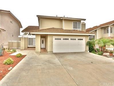 17350 Marda Avenue, Yorba Linda, CA 92886 - MLS#: PW18215879