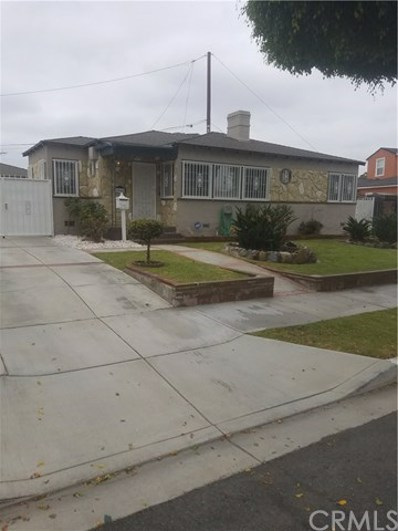 8015 S 2nd Avenue, Inglewood, CA 90305 - MLS#: PW18215885