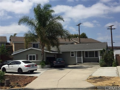 8821 Imperial Avenue, Garden Grove, CA 92844 - MLS#: PW18215985