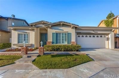24100 Rancho Santa Ana Road, Yorba Linda, CA 92887 - MLS#: PW18216059