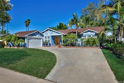 3506 Greenmeadow Drive, Fullerton, CA 92835 - MLS#: PW18216454