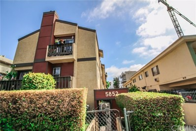 5852 Harold Way UNIT E, Los Angeles, CA 90028 - MLS#: PW18216494