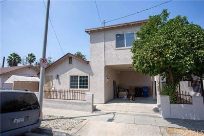 3807 Midland Street, Los Angeles, CA 90031 - MLS#: PW18216783