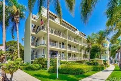 3901 E Livingston Drive UNIT 301, Long Beach, CA 90803 - MLS#: PW18216876