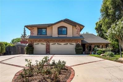 4555 Vallecito Lane, Yorba Linda, CA 92886 - MLS#: PW18216973