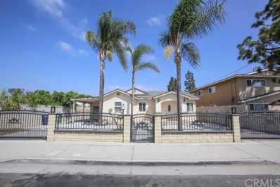 7609 Washington Avenue, Huntington Beach, CA 92647 - MLS#: PW18217113