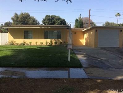 3892 Bel Air Street, Riverside, CA 92503 - MLS#: PW18217387