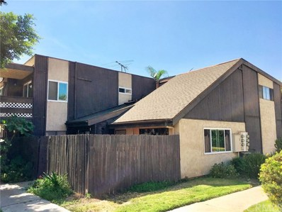 605 S Newhope Street UNIT D, Santa Ana, CA 92704 - MLS#: PW18217524