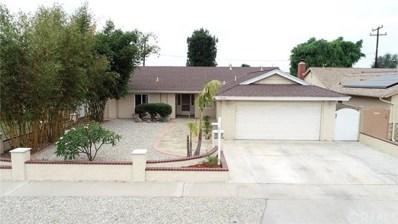 16339 San Gabriel Street, Fountain Valley, CA 92708 - MLS#: PW18218278