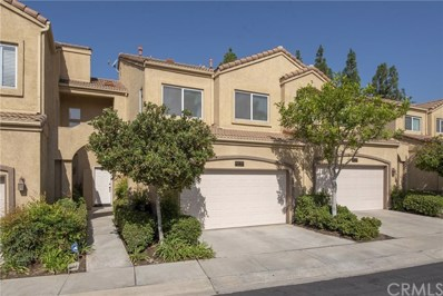 1022 Explanada Street UNIT 103, Corona, CA 92879 - MLS#: PW18218487