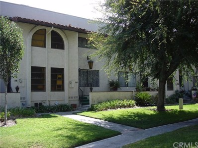 400 S Flower Street UNIT 36, Orange, CA 92868 - MLS#: PW18218564