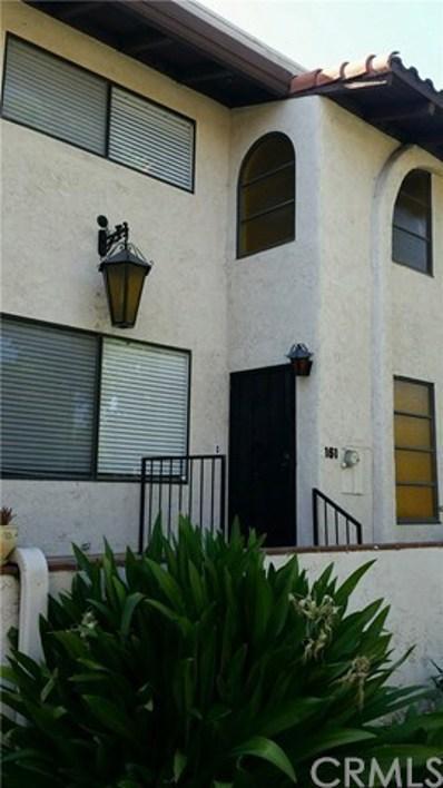 400 S Flower Street UNIT 161, Orange, CA 92868 - MLS#: PW18218565