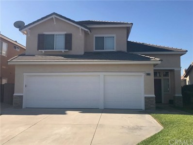 14855 Fox Ridge Drive, Fontana, CA 92336 - MLS#: PW18218603