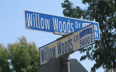 1788 N Willow Woods Drive UNIT C, Anaheim, CA 92807 - MLS#: PW18218748