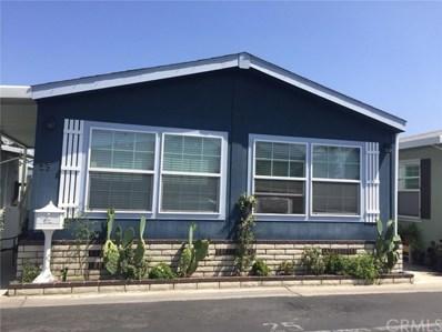 1782 Nisson Road UNIT 25, Tustin, CA 92780 - MLS#: PW18218937
