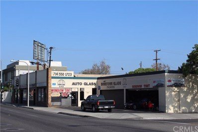 302 E 1 Street, Santa Ana, CA 92701 - MLS#: PW18219366