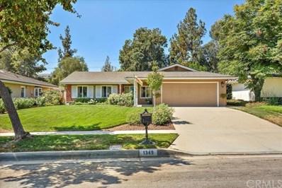 1349 Avolencia Drive, Fullerton, CA 92835 - MLS#: PW18219625