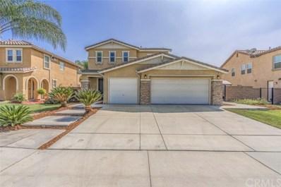 7642 Turtle Mountain Circle, Eastvale, CA 92880 - MLS#: PW18220448
