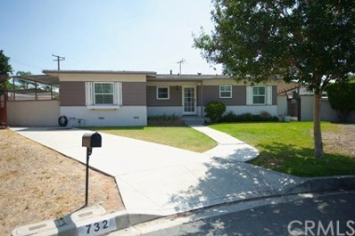 732 Lupin Lane, West Covina, CA 91791 - MLS#: PW18221505