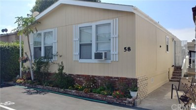 15141 Beach Boulevard UNIT 58, Midway City, CA 92655 - MLS#: PW18221521