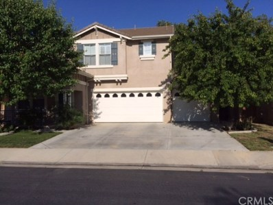 14637 Muirfield Street, Moreno Valley, CA 92555 - MLS#: PW18221522
