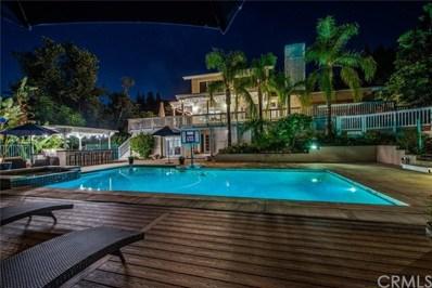 7590 E Martella Lane, Anaheim Hills, CA 92808 - MLS#: PW18222007