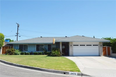 2478 Salem Place, Fullerton, CA 92835 - MLS#: PW18222132