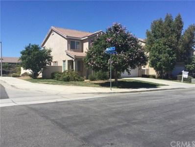 15611 Poncha Springs Way, Moreno Valley, CA 92555 - MLS#: PW18222612