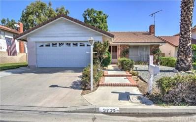 2725 Bayberry Way, Fullerton, CA 92833 - MLS#: PW18222741