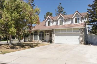 11655 Bananawood Court, Fontana, CA 92337 - MLS#: PW18222767