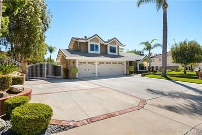 5290 Paseo Panorama, Yorba Linda, CA 92887 - MLS#: PW18222840