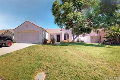 16290 Abedul Street, Moreno Valley, CA 92551 - MLS#: PW18223142