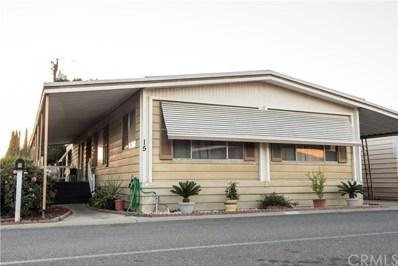 10770 Katella Avenue UNIT 15, Anaheim, CA 92804 - MLS#: PW18223889