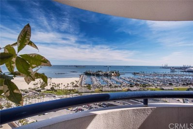 525 E Seaside Way UNIT 2108, Long Beach, CA 90802 - MLS#: PW18223956