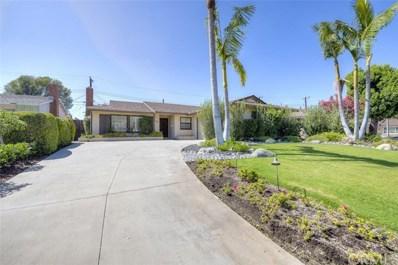 207 S Harrington Drive, Fullerton, CA 92831 - MLS#: PW18224024