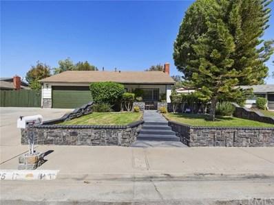 1725 Fraser Circle, Corona, CA 92882 - MLS#: PW18224131