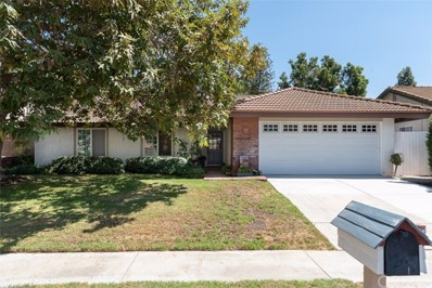 5122 Woodcrest Drive, Yorba Linda, CA 92886 - MLS#: PW18224248