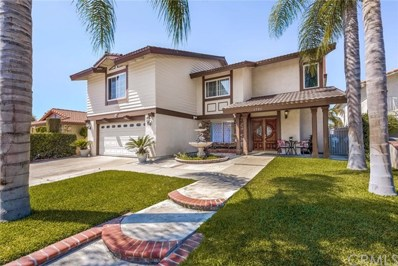 1791 E Sandalwood Avenue, Anaheim, CA 92805 - MLS#: PW18224303