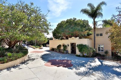 1702 La Loma Drive, North Tustin, CA 92705 - MLS#: PW18224660