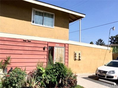 631 S Fairview Street UNIT 13H, Santa Ana, CA 92704 - MLS#: PW18224711