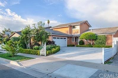 16384 Sandalwood St., Fountain Valley, CA 92708 - MLS#: PW18224845