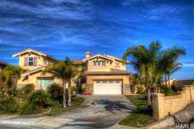 16904 Ridge Cliff Drive, Riverside, CA 92503 - MLS#: PW18224907