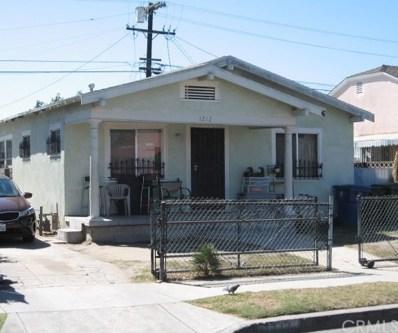 1212 W 56th Street, Los Angeles, CA 90037 - MLS#: PW18226600